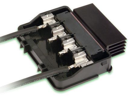 Diodos bypass y de bloque en paneles fotovoltaicos