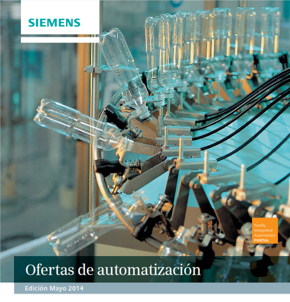 Siemens Automatización ofertas mayo 2014