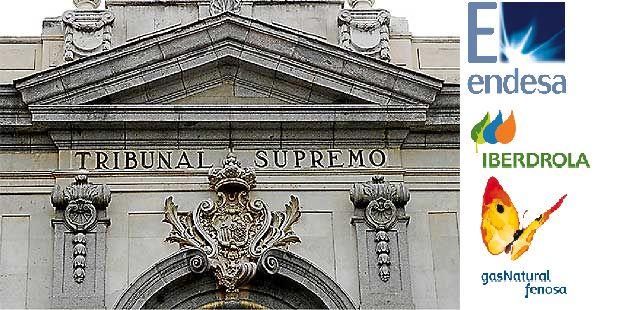 El Supremo confirma que las eléctricas deben asumir el déficit tarifario y su financiación