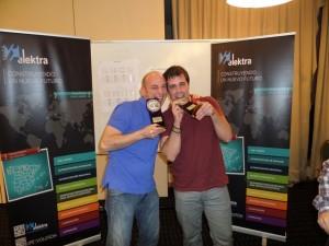 Vencedores VII Campeonato de Mus Elektra Vitoria