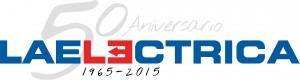 Logo La Eléctrica 50 Aniversario