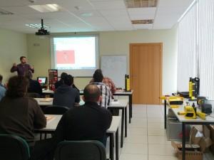 Selcansa  celebró una Jornada Técnica en Seguridad en Máquinas
