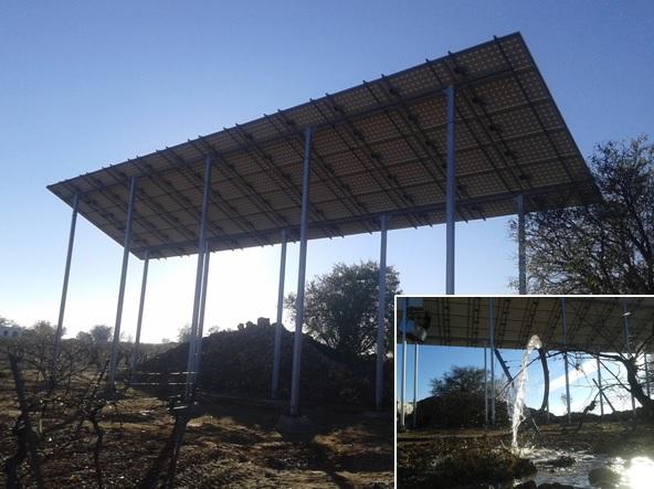 Caso de éxito: Instalación de bombeo solar para riego
