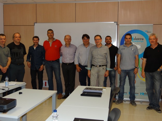 Workshop TIA PORTAL en Elektra Catalunya