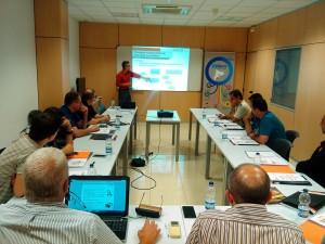 Curso Seguridad RD1215 en Elektra Catalunya Tarragona