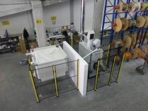 Elektra Elgoibar instala un generador de calor de Biomasa