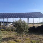 Electricidad Guerra suministra el material para una instalación de bombeo solar destinado al riego de campos de cultivo
