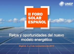 Retos y oportunidades del nuevo modelo energético