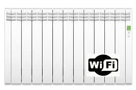 Rointe presenta el primer radiador del mundo con WIFI incorporado