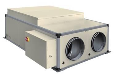 Sistema de ventilación de alta eficiencia en Elektra S.A