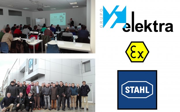 Grupo Elektra y Stahl llegan a un acuerdo de colaboració y realizar su primera formación
