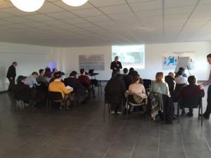 Elektra Aragón realiza una Jornada de Eficiencia Energética junto con Schneider Electric