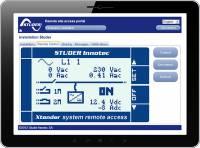 Sets de comunicación por internet de Studer