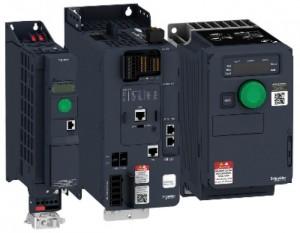 SCHNEIDER ELECTRIC LANZA EL VARIADOR ATV320