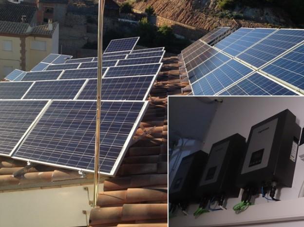Valektra colabora en la instalación de autoconsumo en una vivienda unifamiliar en Valencia