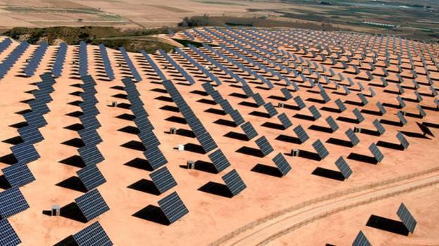Navarra irreductible, la región que se ha convertido en el oasis fotovoltaico español