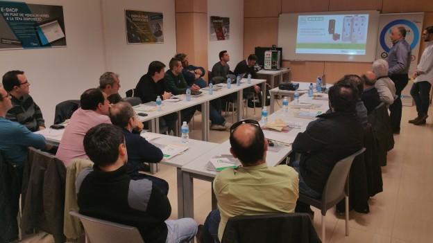 Elektra Catalunya Tarragona presentó el nuevo Altivar Process de Schneider Electric