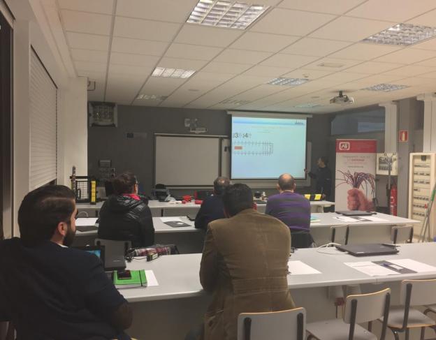 Galektra colabora con ASINEC impartiendo unas jornadas sobre Seguridad en Máquinas