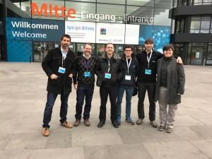 Grupo Elektra asistió a la feria SPS Drives del 2016 celebrada en Nuremberg