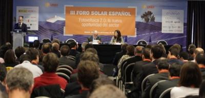 III Foro Solar Español: un encuentro lleno de buenas perspectivas para la fotovoltaica