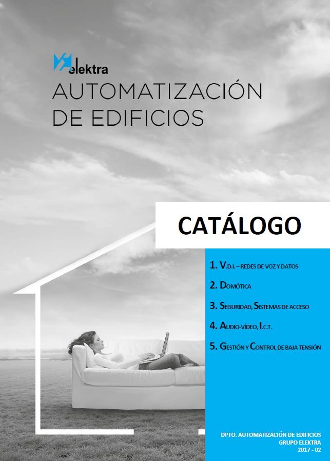 Catálogo Automatización Edificios