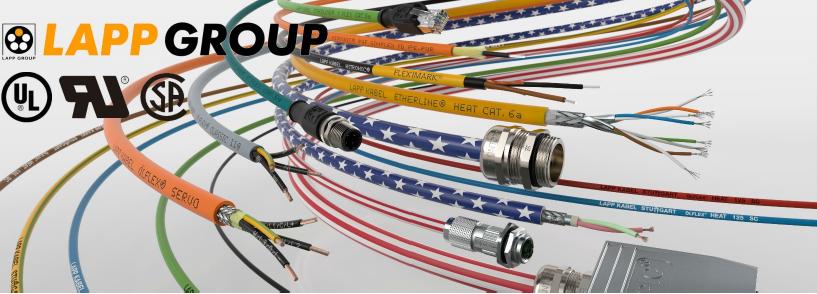 Formación UL Lapp Cable