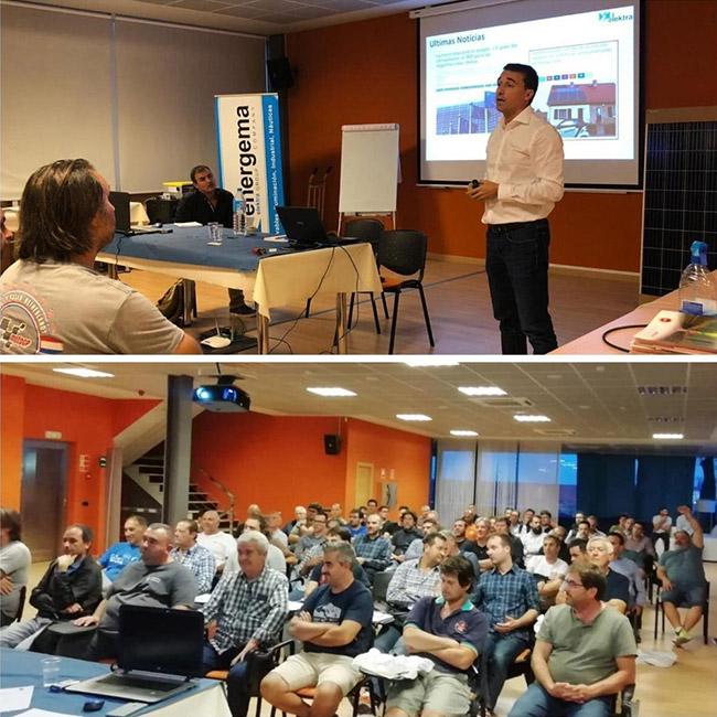 II Jornada de soluciones de autoconsumo FV en Energema (Palma de Mallorca)