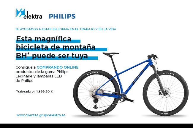 Grupo Elektra, campaña iluminación philips