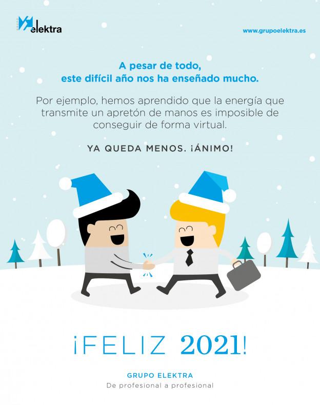 Elektra_Felicitación Navidad 2020_ES