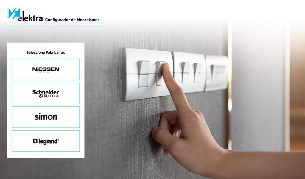 catálogo digital Configurador de Mecanismos portada