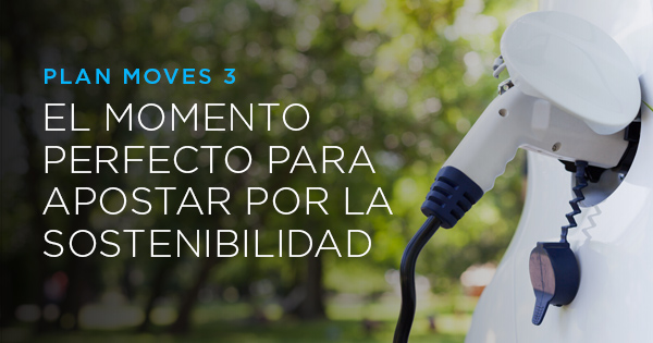 Plan Moves 3: vehículos eléctricos