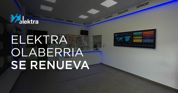 Grupo Elektra, restyling en Elektra Olabarria