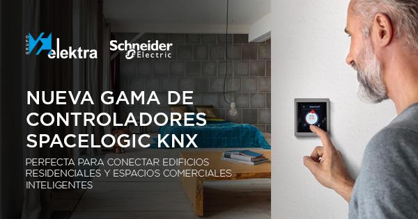 Grupo Elektra, SpaceLogic KNX