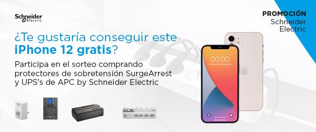 Promo Schneider UPS y SurgeArrest Grupo Elektra