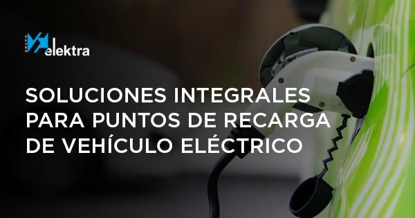 Grupo Eléktra vehículos eléctricos