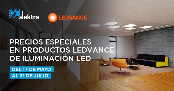 Elektra Promoción Ledvance Iluminación LED