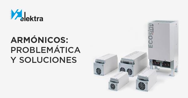 Perturbaciones de armónicos en los variadores de velocidad y soluciones para evitar sus efectos