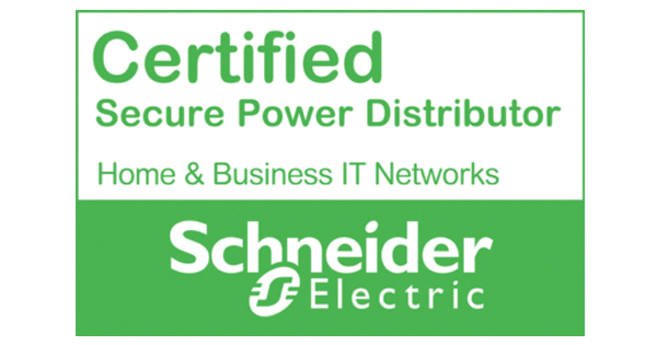 certificado schneider electric Secure Power Home & Business IT Networks
