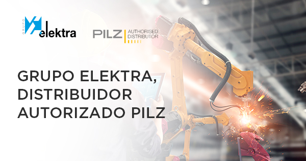 Grupo Elektra distribuidor autorizado Pilz