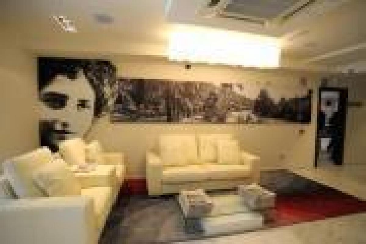 Iluminaci n interior y exterior del hotel leonor centro - Proyectos de iluminacion interior ...