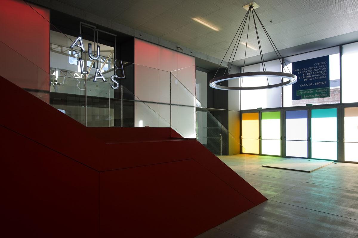 Iluminaci n interior y exterior de la casa del lector - Proyectos de iluminacion interior ...