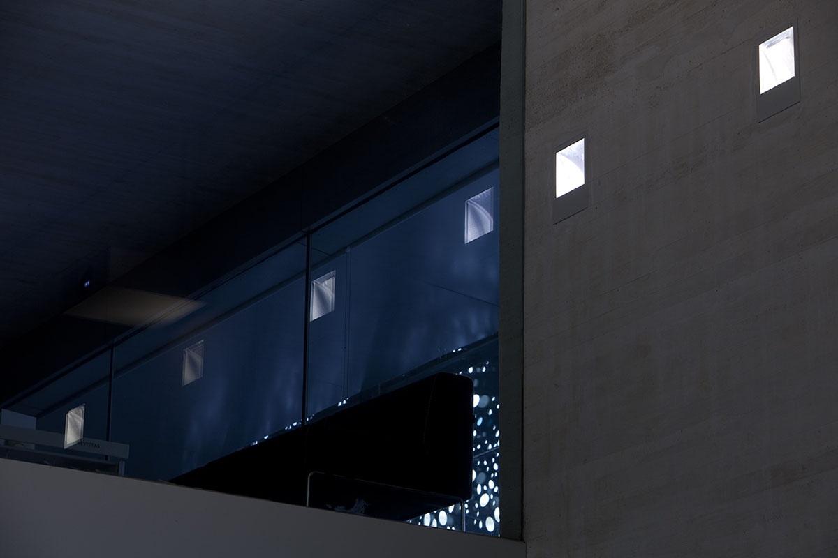 Iluminaci n interior del museo san telmo grupo elektra - Proyectos de iluminacion interior ...