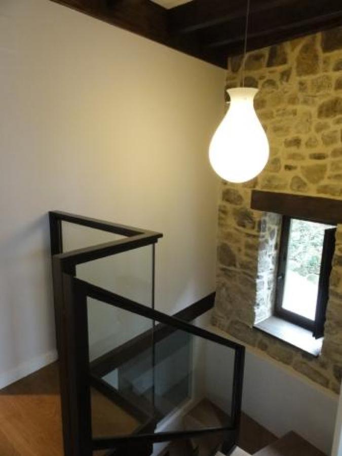 Iluminaci n interior de casa rural grupo elektra - Casa de iluminacion ...