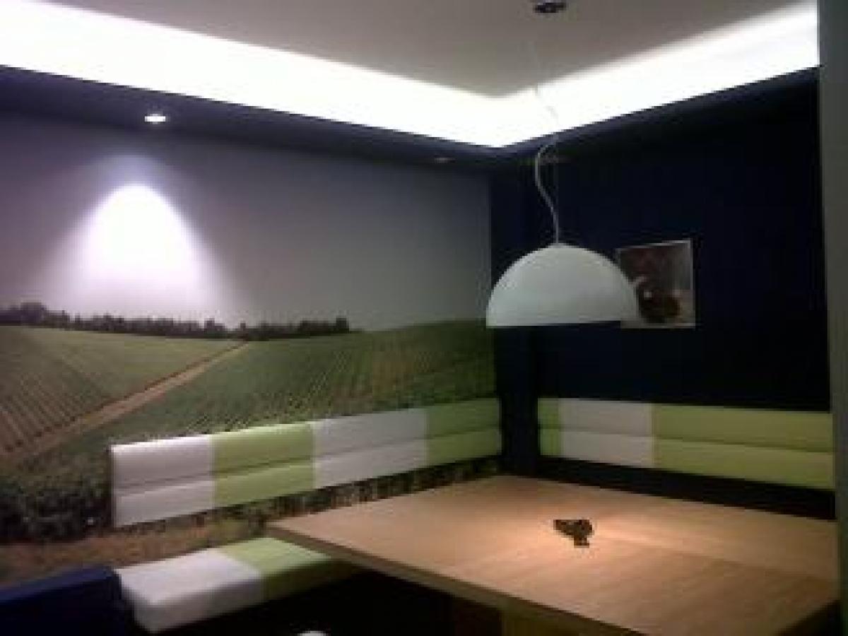Iluminaci n interior de vivienda en playa gij n grupo - Proyectos de iluminacion interior ...