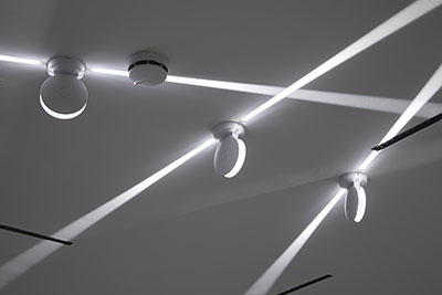 Accent lighting with the use of optics - Life Evolution - Elektra
